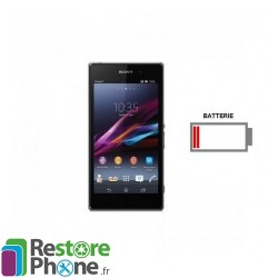 Reparation Batterie Xperia Z1 Compact