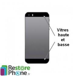 Reparation Vitres Haut et Bas iPhone 5S/SE