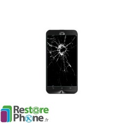 Reparation Bloc Ecran Asus Zenfone Go
