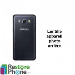 Reparation Lentille Arriere Appareil Photo Galaxy J5 2016