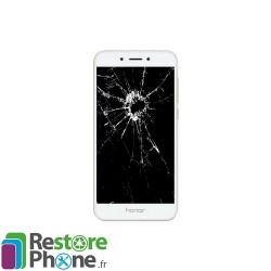 Reparation Bloc Ecran + chassis Honor 6A