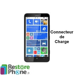 Reparation Connecteur de Charge Lumia 1320