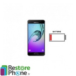 Reparation Batterie Galaxy A3 2016