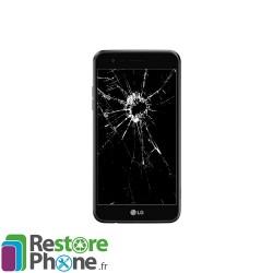 Reparation Bloc Ecran LG K4 2017 (M160)