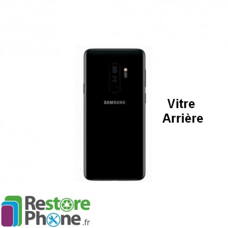 Reparation Vitre Arriere Galaxy S9+ - Restore Phone