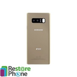 Vitre Arriere Galaxy Note 8 Duos (N950)