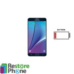 Reparation Batterie Galaxy Note 5 (N920)