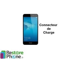 Reparation Connecteur de Charge + Micro Honor 5C