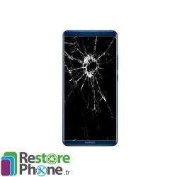 Reparation Bloc Ecran + chassis Huawei Mate 10 Pro