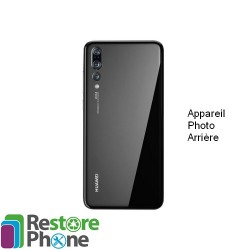 Reparation Appareil Photo Arriere Huawei P20 Pro