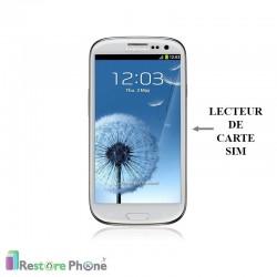 Réparation Lecteur Carte SIM Galaxy S3