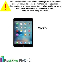 Reparation Nappe Micro iPad 2