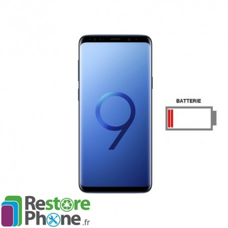Reparation Batterie Galaxy S9+ (G965)