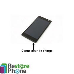 Reparation Connecteur de Charge + Micro Wiko RIDGE