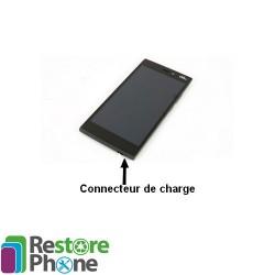 Reparation Connecteur de Charge + Micro Wiko RIDGE