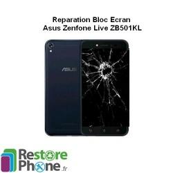 Reparation Bloc Ecran Asus Zenfone Live (ZB501KL)
