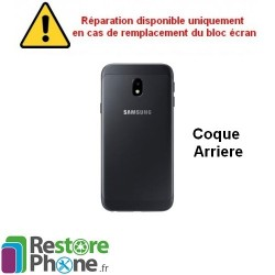 Reparation Coque Arriere Galaxy J3 2017