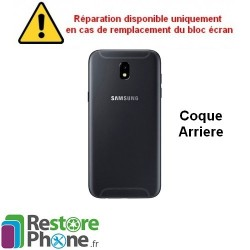Reparation Coque Arriere Galaxy J7 2017