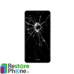 Reparation Bloc Ecran avec Chassis Huawei Y7 Prime