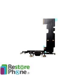 Nappe Connecteur de Charge + Micro iPhone 8 Plus