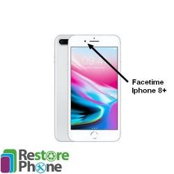 Réparation Appareil Photo Frontal + Capteur de Proximité + Micro Secondaire Iphone 8 Plus