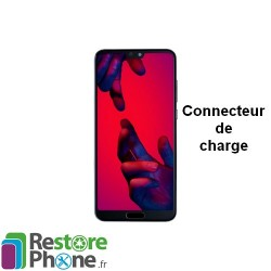 Reparation Connecteur de charge Huawei P20