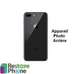 Reparation Appareil Photo Arriere iPhone 8 Plus