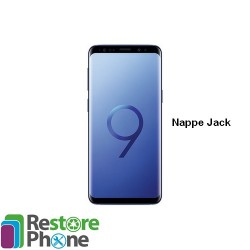 Reparation Nappe Jack Galaxy S9