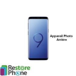 Reparation Appareil Photo Arriere Galaxy S9