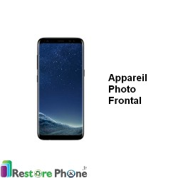 Reparation Appareil Photo Frontal Galaxy S8