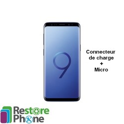 Reparation Connecteur de Charge Galaxy S9