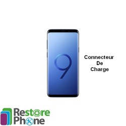 Reparation Connecteur de Charge + micro Galaxy S9+