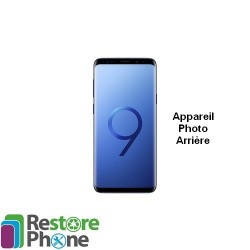 Reparation Appareil Photo Arriere Galaxy S9+