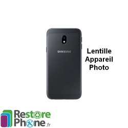 Reparation Lentille Appareil Photo Arriere Galaxy J3 2017