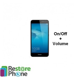 Reparation Nappe On/Off +Volume Honor 5C