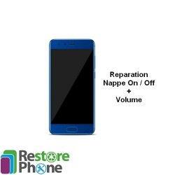 Reparation Nappe On/Off +Volume Honor 9