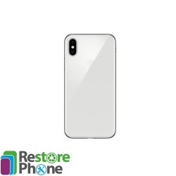 Coque Arriere Complete iPhone X