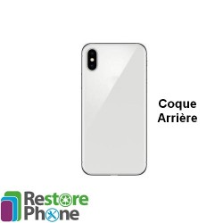 Reparation coque arriere iPhone X