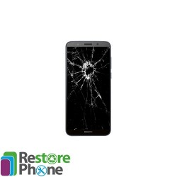 Reparation Bloc Ecran Huawei Y5 2018