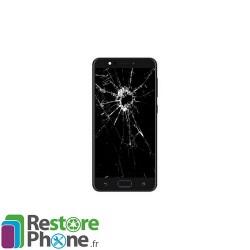 Reparation Bloc Ecran Asus Zenfone 4 Max (ZC520KL)