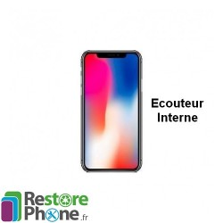 Reparation ecouteur interne iPhone X
