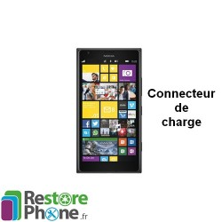 Reparation Connecteur de Charge Lumia 1520
