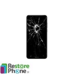 Reparation Bloc Ecran Huawei Y7 2018