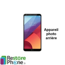 Reparation Camera Arriere LG G6