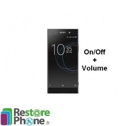 Reparation Nappe On/Off + Volume Xperia XA1 Ultra