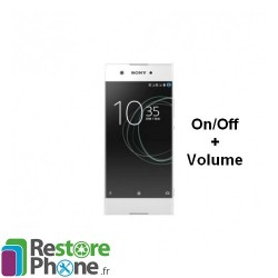 Reparation Nappe On/Off + Volume Xperia XA1
