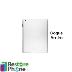 Reparation Coque Arriere iPad 4 Wifi