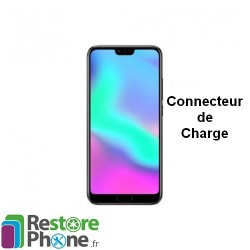 Reparation Connecteur de Charge Honor 10