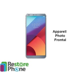 Reparation appareil photo frontal LG G6