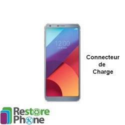 Reparation Connecteur de Charge LG G6